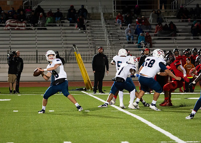 Lake Varsity Football 18 win over Brook