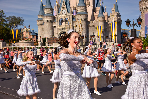 Elite Holiday Spectacular at Walt Disney World