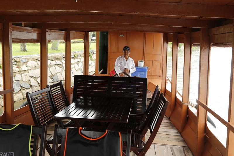 Next adventure - boat experiences.