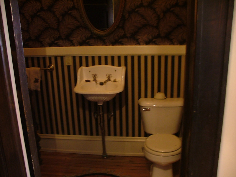 1848 powder room