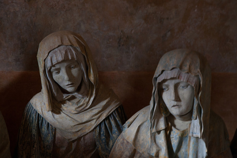 Chaource - Mary Salome & Mary Magdalen