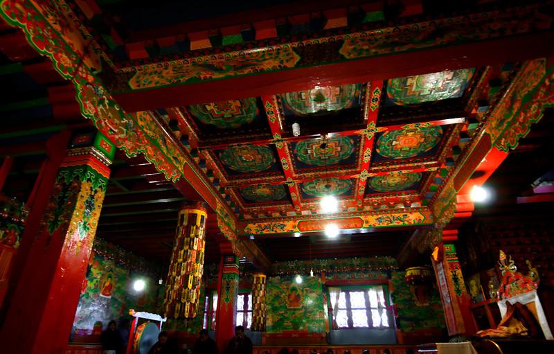 Grand Design, Tengboche Monastery - Nepal