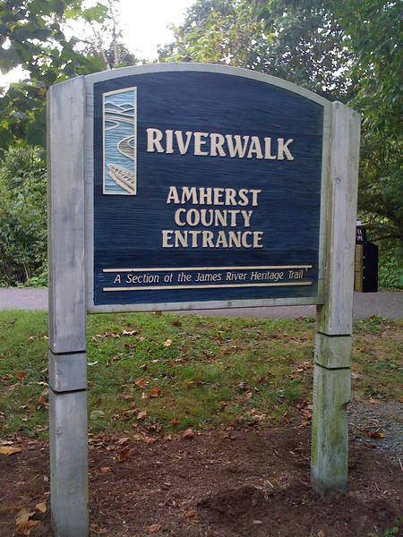 Riverwalk Amherst County