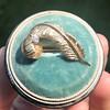 Vintage Mini Plume Pin 14