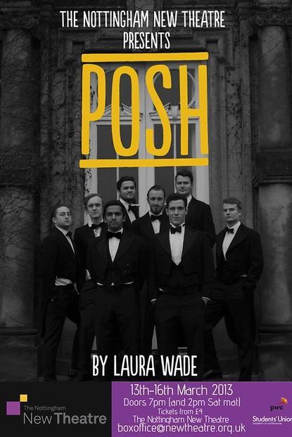 Posh poster