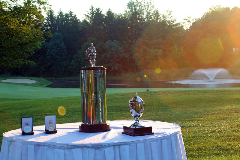 A new name will be added to the Milt Woodard trophy at this year's 96th Western Junior. Who will it be? Former champions of America's oldest national junior championship include current PGA Tour stars Rickie Fowler, Phil Mickelson and Jim Furyk.