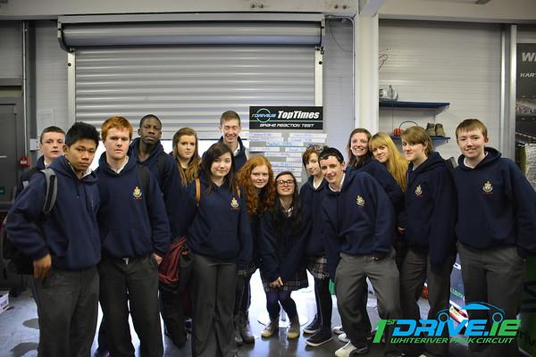 St. Oliver's Community College, Drogheda - 22 January 2013
