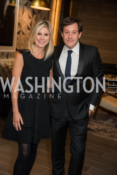 Marla Beck, Barry Beck, Washington Life, Tech Issue Party, One Hill South, March 4, 2019, photo by Ben Droz.