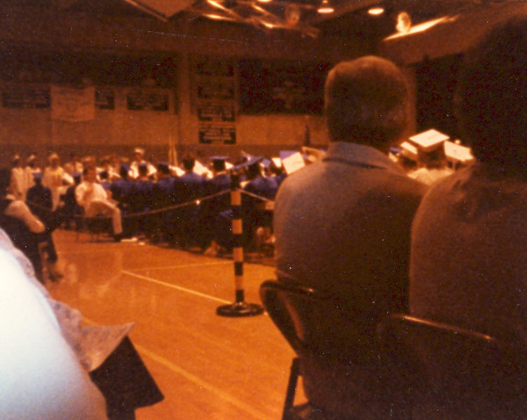 Chris Wilcox Graduation