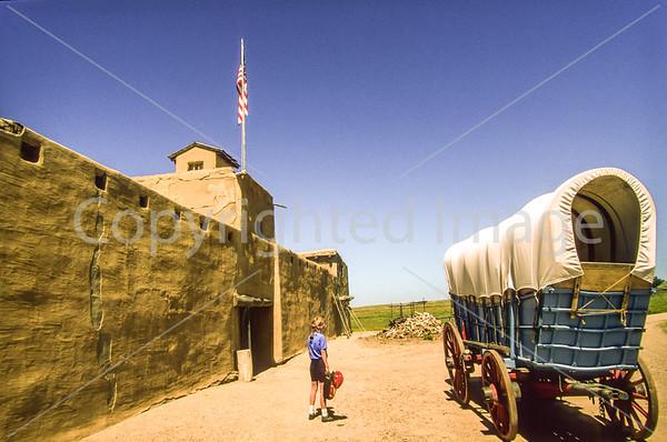 Bent's Old Fort National Historic Site, Colorado - Biking, Interpreters, Scenics