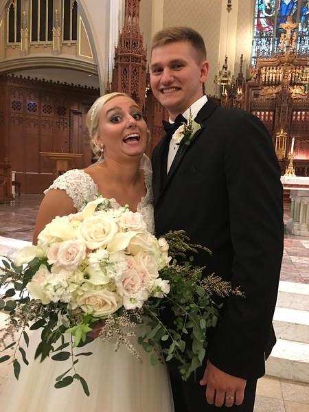 Allie & Gavin Wedding July 29, 2017