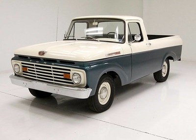 1961 F100 nice truck