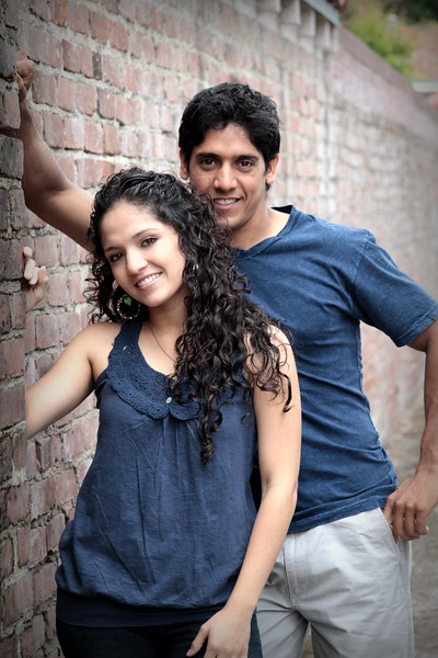 Carlos & Adelina