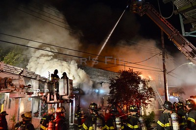 4 Alarm Taxpayer Fire - 4055 White Plains Rd, Bronx, NY - 10/19/20