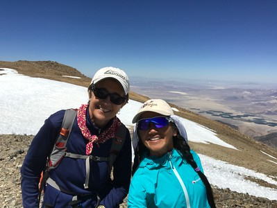 2018-06-23  White Mountain Peak (14,252')