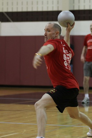 Lower Macungie FD Dodge Ball 3-31-12