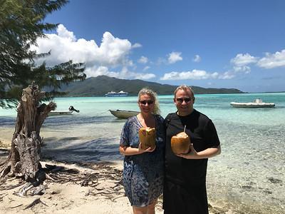 "Cruise # 50- ""Tahiti & French Polynesia"" Cruise onboard Paul Gauguin- December, 2016"