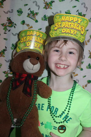 Shamrock Shakes and Silly St. Pat's Pics - March 17, 2019