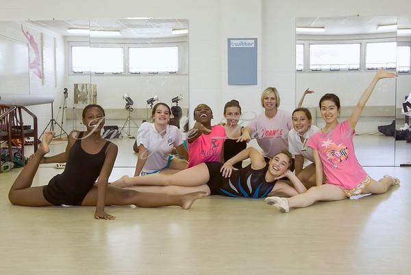 2014-2015 SK Dancer Practice