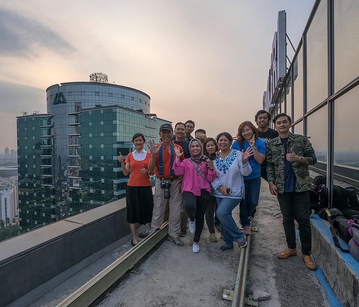 Mentoring Cityscape Semanggi dari BRI