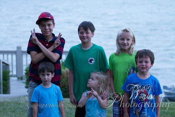 7-20-2014 Lake Vacation