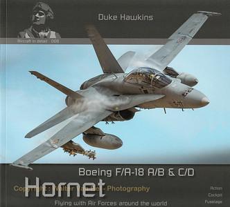 "Aircraft in Detail 008 - Boeing F/A-18 A/B & C/D ""Hornet"""