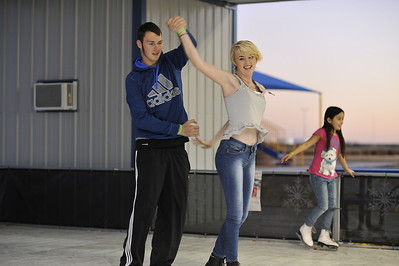 ALL UNEDITED Skating Rink Related Images