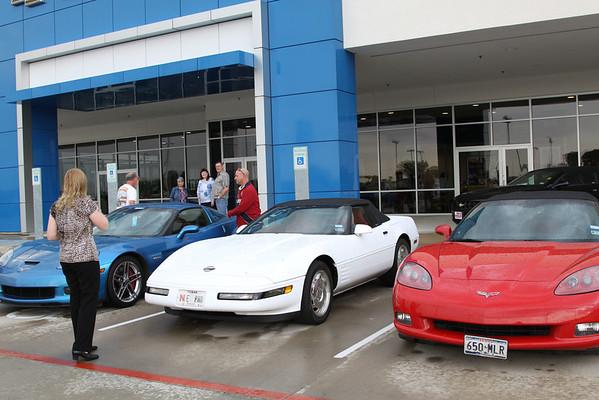 HOT Corvette