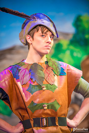 Peter Pan at PACE
