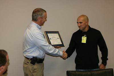 Patriot Award 2011