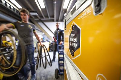 Wielersport - Jumbo Visma voorbereidingen Giro