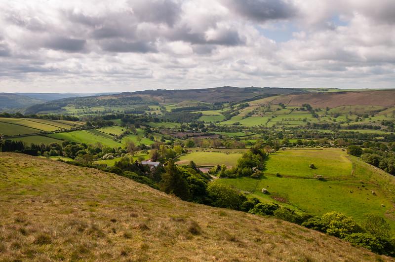 Derwent Valley and Peak District moors