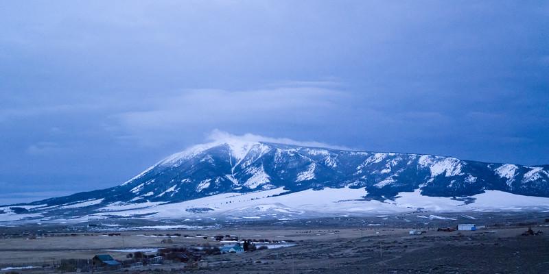 Elk Mountain, WY