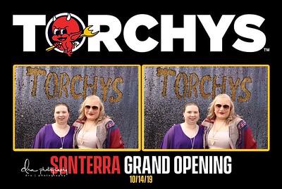 Torchys Grand Open Sonterra