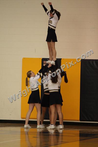 2008 Clarkston Cheer Team