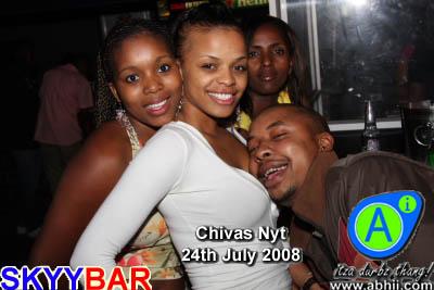Skyybar - 24th July 2008