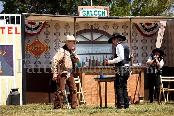 2016 Dangberg Ranch Buffalo Bill Show