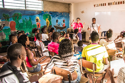 Education for peace in Colombia