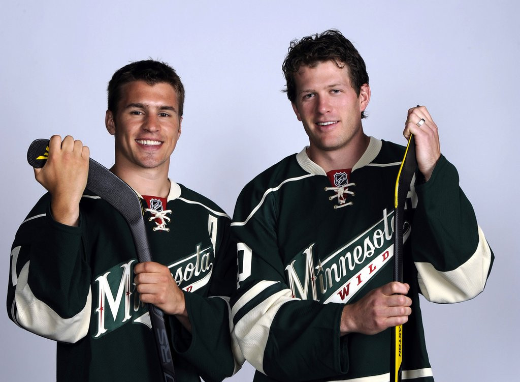 ". <p><b><a href=\'http://sports.yahoo.com/blogs/nhl-puck-daddy/minnesota-wild-lost-30-million-last-season-lockout-155615565.html\' target=""_blank\""> 10. (tie) Minnesota Wild </a></b> <p>Lost $30 million last season. In related development, Zach Parise and Ryan Suter blowing their noses with 10s and 20s. (previous ranking: unranked) <p> --------------------------------------------   (Hannah Foslien/Getty Images)"