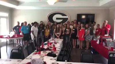 2019 Freshman Send Off
