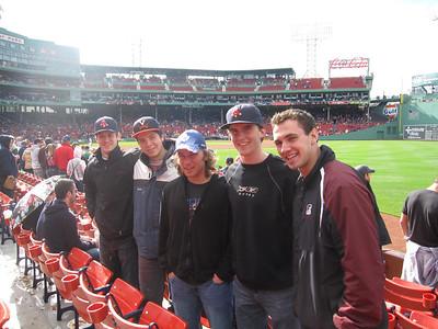 Boston Reception