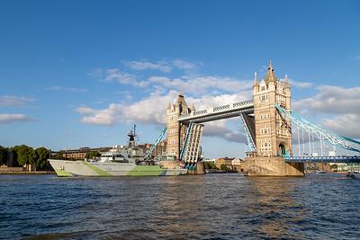 HMS in London