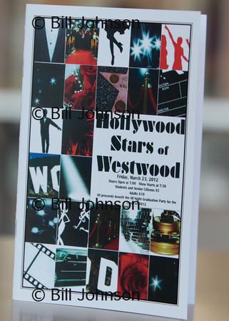 Westwood High School Fashion Show 3_23_12