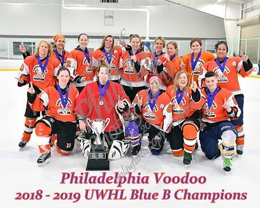 Blue B Championship - Voodoo vs Thrashers