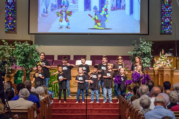 Children's Musical -  Performance 4-22-2018