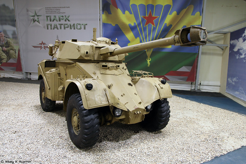Panhard AML-245C с башней HЕ-90-70 (Panhard AML-245C with HE-90-70 turret)
