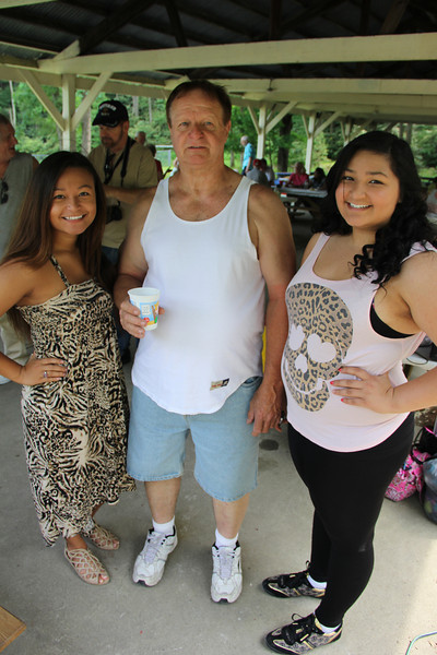 Krapf Family Reunion, Bungalow Park, Tamaqua (6-22-2013)