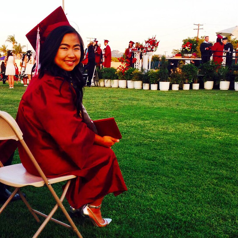 . Name:	Julie Phong Age:	18 High School:	Covina High School GPA:	4.0 (unweighted) High School Activities or Groups:	California Scholarship Federation, Interact, Asian Culture Club, Covina Valley Historical Society, Student Council, and Girls State After Graduation/College Plans:	Attend UCSD Career Goal:	BioEngineering Parents:	Sap Ho and Sang Phong