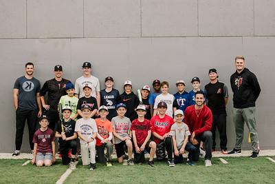 2018 Pro Baseball Camp