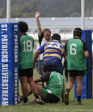 jm20120906 Rugby U15 - Wainui v St Bernards _MG_3372 b